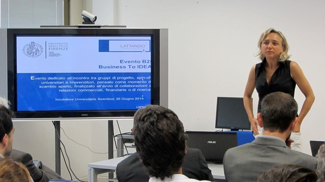 LATTANZIO Business Advisory organizza Business 2 Idea