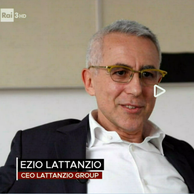 RAI3 Report interviews Ezio Lattanzio