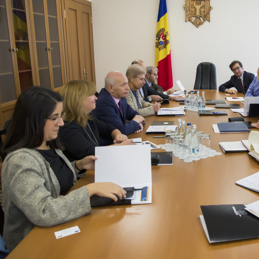 LATTANZIO Advisory in Moldavia for the PA reform